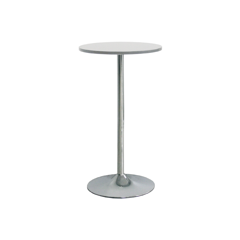 great mange debout table haute plateau bois rond with