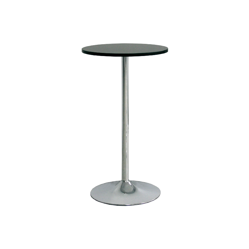 Mange Debout Table Haute Ronde