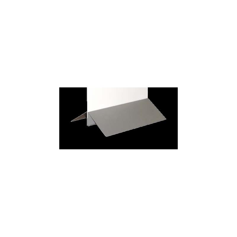 Support de fixation pour panneau d 39 affichage en dibond - Panneau composite aluminium ...