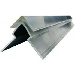 profil de jonction pour panneaux dibon aluminium encadrememt. Black Bedroom Furniture Sets. Home Design Ideas