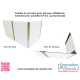 Profilé de jonction aluminium pour panneaux composite